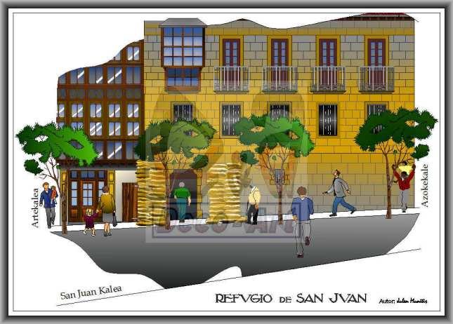 Refugio de San Juan
