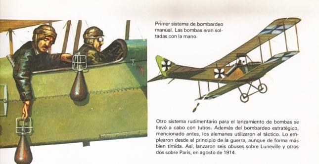 Bombardeo manual