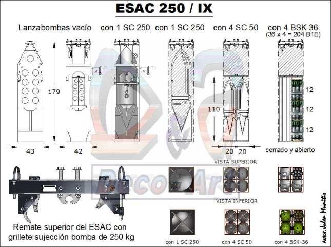 Detalles del ESAC