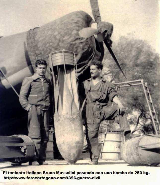 foto bomba de 250 kg