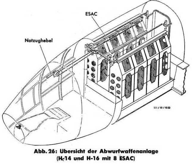 He 111 - ESAC 250
