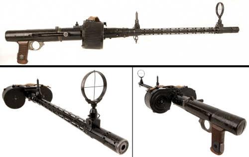 MG 15, tres tomas
