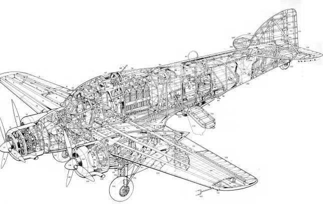 Savoia Marchetti SM-79
