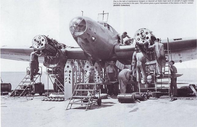 Heinkel He-111 Pedro 009