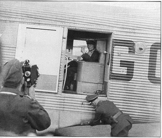 12. El Ju 52 de Göering